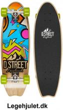 D-Street Longboard Bayside