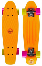 Flipgrip vinyl skateboard Orange by Nijdam