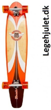 Mindless Marauder Longboard Orange