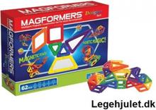 Magformers Designers 62 Magnetbrikker