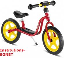 Puky Løbecykel LR 1 Massive Hjul Rød