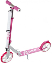 Raven 200 mm Løbehjul Laura Pink
