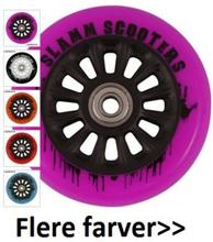 Slamm Nylon Kerne Hjul 100 mm Komplet - 1 stk