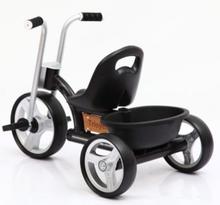 Trehjulet Cykel RASK Sort Med Lad 2 - 5 år