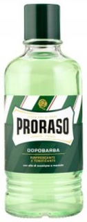 Proraso Green Aftershave Lotion 400 ml