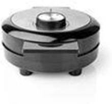 Vohvelirauta Waffle iron 1000W black