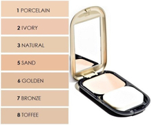 Max Factor All day Compact Foundation Olika färger