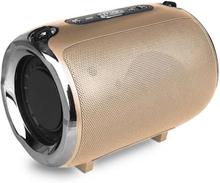 eStore S518 5W Bluetooth Portabel Högtalare - Guld