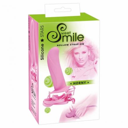 Smile Strap-On Dildo