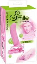 Smile Strap-On Dildo