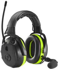 Hellberg SECURE SYNERGY Hörselskydd Bluetooth, med hjässbygel