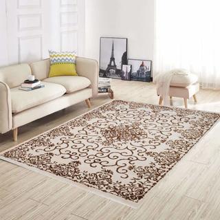 Pierre Cardin Exklusiv matta By Cream/Brown 200x290cm