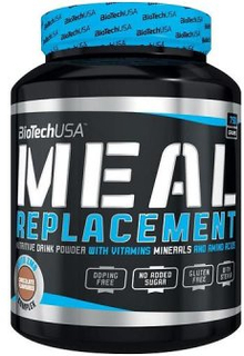 Biotech Meal Replacement 750 g (Smak: Choklad)