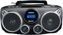 SCD-100 - boombox - CD USB-host flash memory card