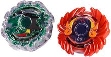 Beyblade - Dual Pack 2 pack- Horusood & Krebeus (B9497)