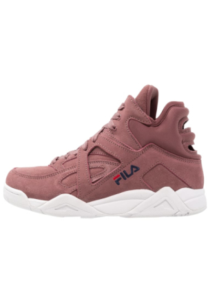 Fila CAGE MID Høye joggesko grape shake