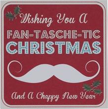 Julkort fan-tasch-tic christmas