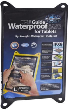 """Waterproof Case For Tablet L 10,1"""" Musta"""