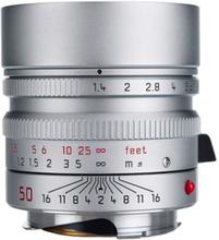 Leica Summilux-M 50 mm f/1,4 ASPH silver