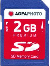 2 GB AgfaPhoto SD