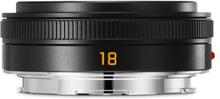 Leica Elmarit-TL 18/2,8 ASPH, svart