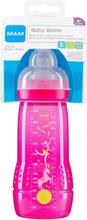 Baby Bottle Nappflaska Silk Teat Från 4m