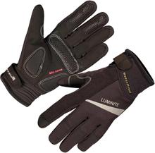 Luminite Women's Glove Musta S
