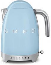Vattenkokare 50's Retro Style, pastellblå