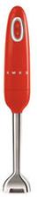 Stavmixer, 50´s Retro Style, röd