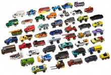 12-Pack Matchbox Bilar/Fordon I Metall
