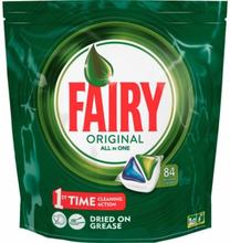 Fairy Original All-in-One 84 stk