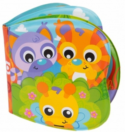 Playgro Little Bee's Adventure Bath Book