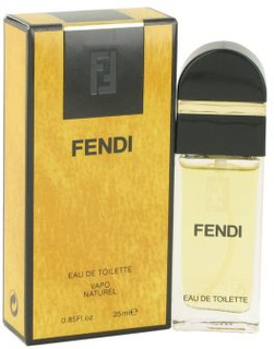 FENDI by Fendi - Eau De Toilette Spray .25 ml - til kvinder