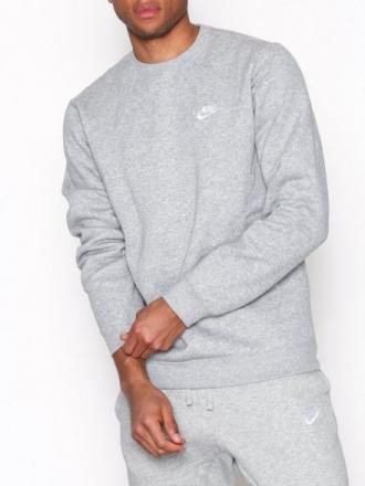 Nike Sportswear M Nsw Crw Flc Club Puserot Grey