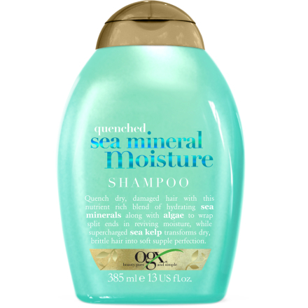 Sea Mineral Moisture 385ml OGX Shampoo