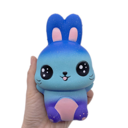 PU Rabbit Squishy Slow Rebound Toy