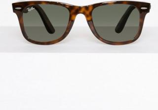 Ray Ban 0RB4340 Solglasögon Black/Brown