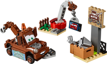 LEGO JUNIORS - Mater's Junkyard (10733)