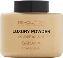 Revolution Makeup Luxury Banana Powder 42 g