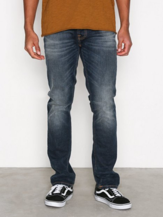 Nudie Jeans Dude Dan Dark Authentic Comf Farkut Dark