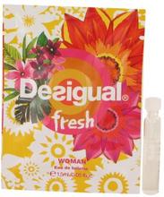 Desigual Fresh by Desigual - Vial (sample) 1 ml - för kvinnor