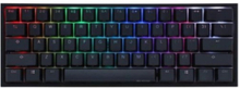One 2 Mini - Cherry MX Silent Red RGB - Gaming Tastatur - Uden Numpad - Nordisk - Sort