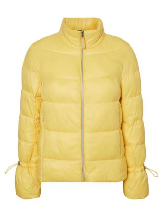 VERO MODA Padded Jacket Women Yellow