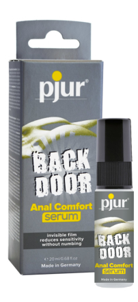 PJUR Backdoor 20ml serum