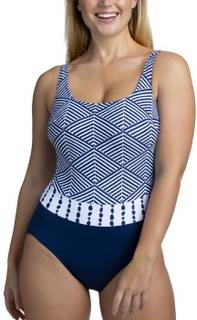 Miss Mary Azur Swimsuit Blå B/C 40 Dam
