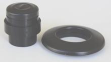 InSinkErator dækkappesæt i sort