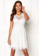Chiara Forthi Celeste dress White S (EU36)