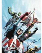 Marvel Avengers World Trade Paperback Vol 01 Aimpire