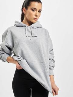 Missguided Kvinder Hoodies Oversized i grå, L