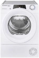 Džiovykle Candy Dryer Machine RO H10A2TE-S Energy efficiency class A++, Front loading, 10 kg, Heat pump, Gylis 60 cm, Wi-Fi, Baltas